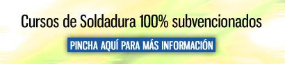 Banner Medio - Cursos soldadura subvencionados