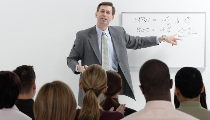 Cursos, formación para empresas