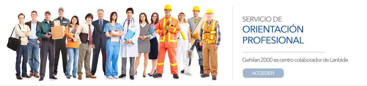 Orientación laboral para la búsqueda de empleo
