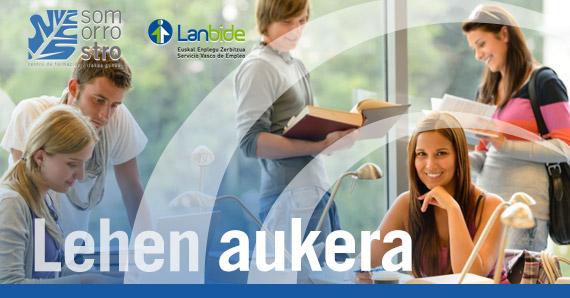 Imagen - Lehen aukera