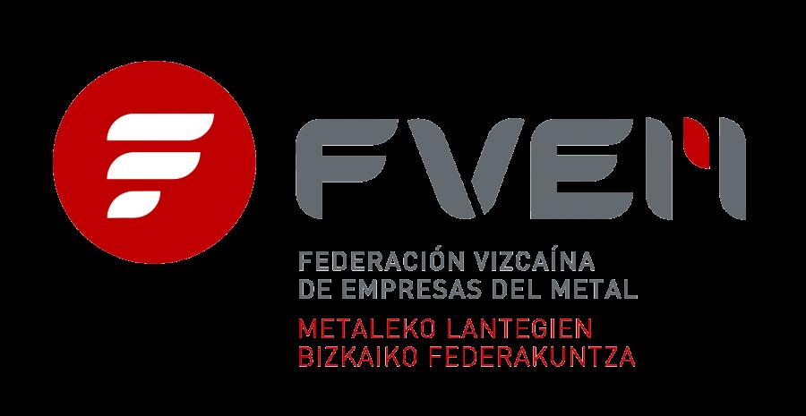 Logotipo FVEM - Federación Vizcaína de Empresas del Metal